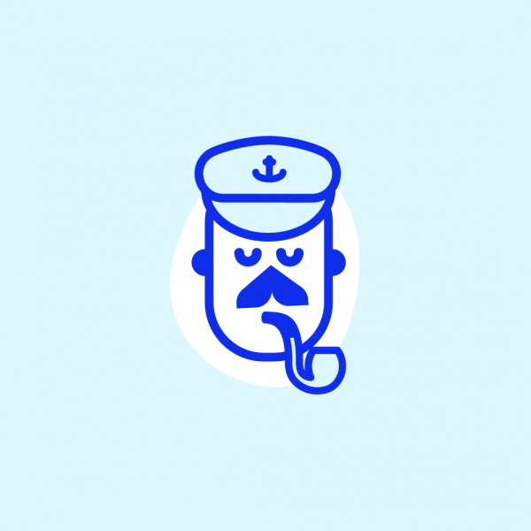 Branding Design Case Study: Lonely Captain